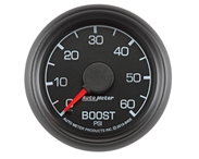 Ford Match 60psi Boost Gauge (8405)