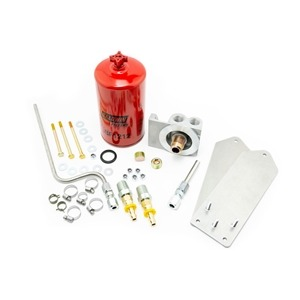 Driven Diesel Fuel Tank / Pre-Pump Kit (Hutch Mod)
