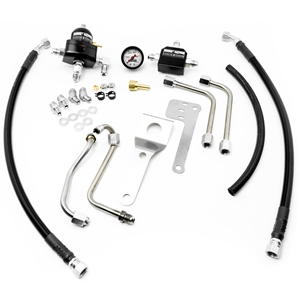 Driven Diesel 7.3L Fuel Bowl Delete Regulated Return Fuel System Kit