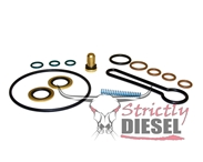 "Ford 6.0L Fuel Pressure Regulator ""Blue Spring"" Kit without Cover"