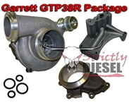 GTP38R Turbocharger Package