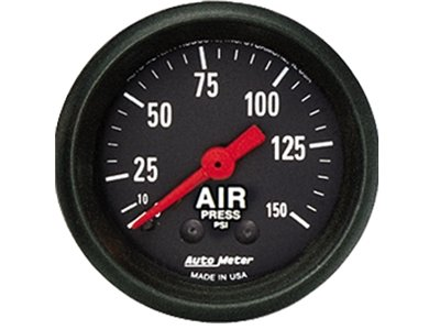 Z-Series 150psi Air Press Gauge (2620)
