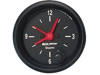 Z-Series Analog Clock (2632)