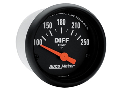 Z-Series Differential Temp Gauge (2636)