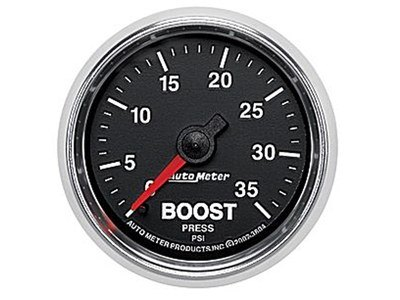 GS 35psi Boost Gauge (3804)