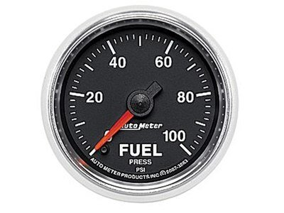 GS 100psi Fuel Press Gauge (3863)
