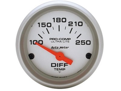 Ultra-Lite Differential Temp Gauge (4349)