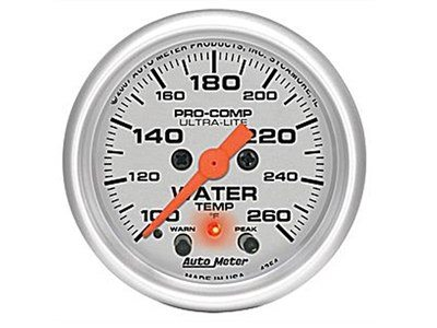 Ultra-Lite Water Temp Gauge (4354)