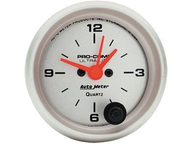 Ultra-Lite Analog Clock (4385)