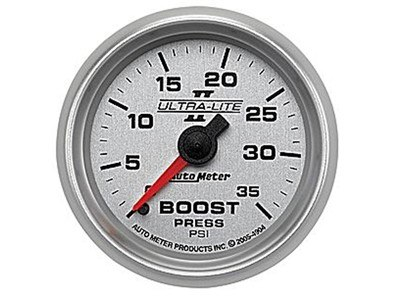 Ultra-Lite II 35psi Boost Gauge (4904)