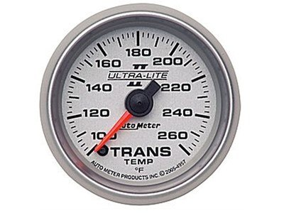 Ultra-Lite II Transmission Temp Gauge (4957)
