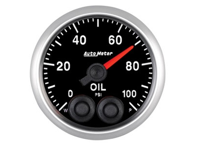 Elite Series 100psi Oil Press Gauge (5652)
