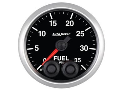 Elite Series 35psi Fuel Press Gauge (5661)