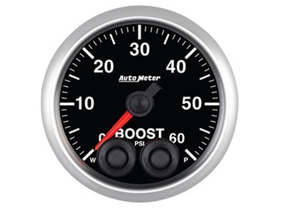 Elite Series 60psi Boost Gauge (5670)