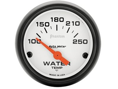 Phantom Water Temp Gauge (5737)