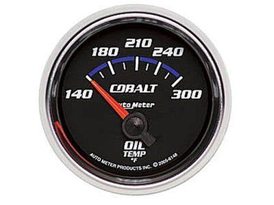 Cobalt 300°F Oil Temp Gauge (6148)