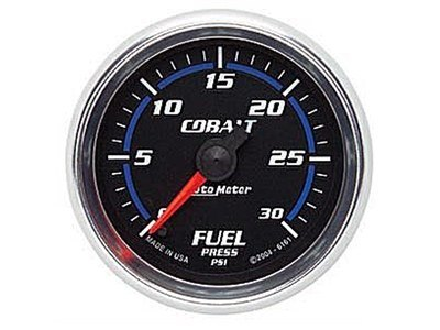 Cobalt 30psi Fuel Press Gauge (6161)