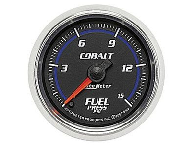 Cobalt 15psi Fuel Press Gauge (6162)