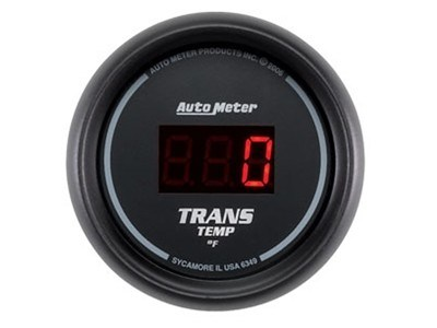 Digital Transmission Temp Gauge (6349)