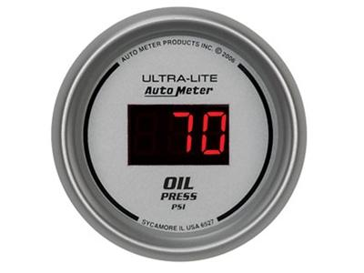 Digital 100psi Oil Press Gauge (6527)