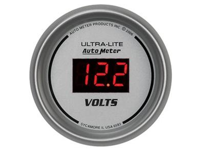 Digital Voltmeter Gauge (6593)