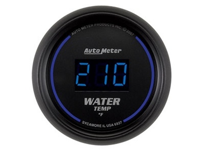 Digital Water Temp Gauge (6937)