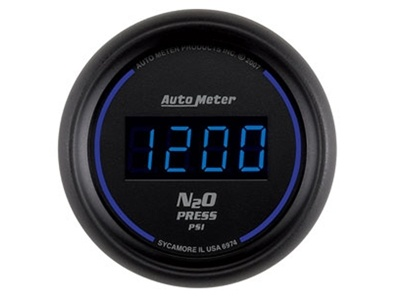 Digital Nitrous Press Gauge (6974)