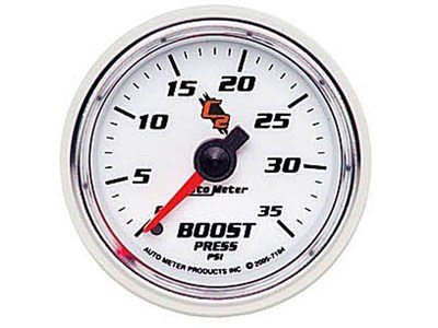 C2 35psi Boost Gauge (7104)