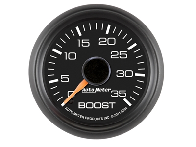 GM Match 35psi Boost Gauge (8304)