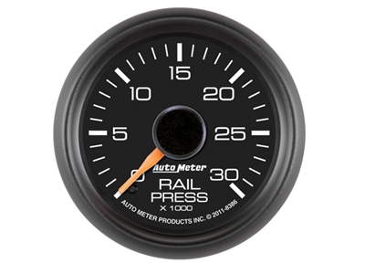 GM Match Duramax Rail Press Gauge (8386)