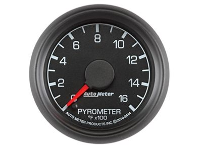 Ford Match 1600° Pyrometer Gauge (8444)