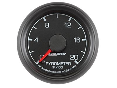 Ford Match 2000° Pyrometer Gauge (8445)