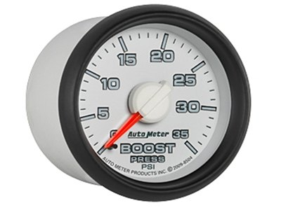 Dodge Match 35psi Boost Gauge (8504)