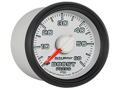 Dodge Match 60psi Boost Gauge (8505)