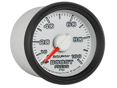 Dodge Match 100psi Boost Gauge (8506)