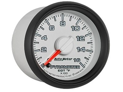 Dodge Match 1600° Pyrometer Gauge (8544)