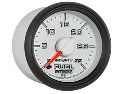 Dodge Match 30psi Fuel Press Gauge (8560)