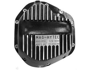 MagHytec Front Diff Cover - Dana 60 (#60-DF-Vented)