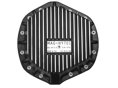 MagHytec Rear Diff Cover - AAM 11.5 (#AA14-11.5)