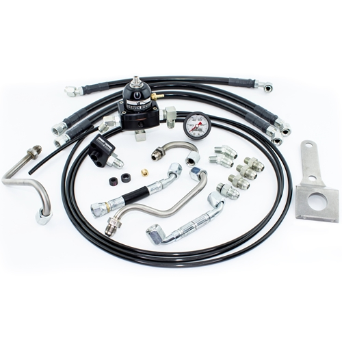 Driven Diesel Standard Regulated Return Fuel System Kit
