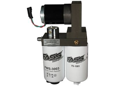 Dodge Titanium Series FASS Adjustable Fuel Lift Pump (TD07165G)