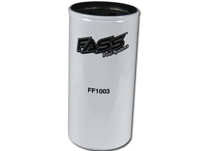 FASS  3 Micron HD Series Fuel Filter (FF-1003)