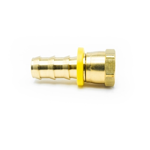 #10 Push-Lock Hose End - Straight