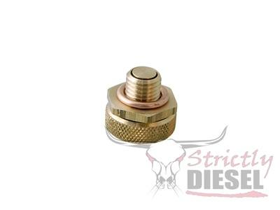 GM Oil Pan Drain Valve