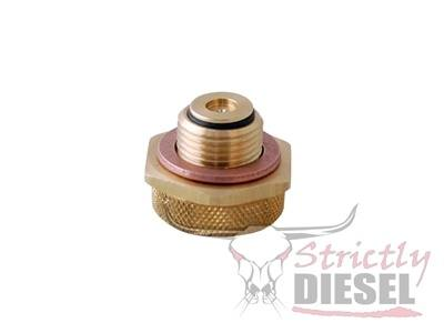 Ford Oil Pan Drain Valve