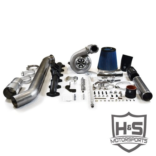 H&S Motorsports 10-12 6.7L Cummins SX-E Turbo Kit