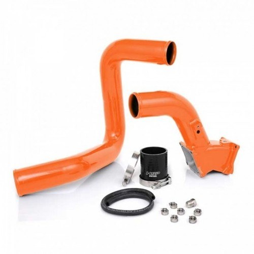 HSP LB7 Max Flow Bridge and Cold Side Intercooler Pipe Kit