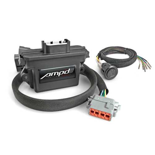 Edge AMP'D Throttle Booster (38862-D)