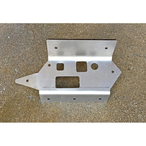 1980-1997 Ford F Series & Bronco Door Handle Reinforcement Plate