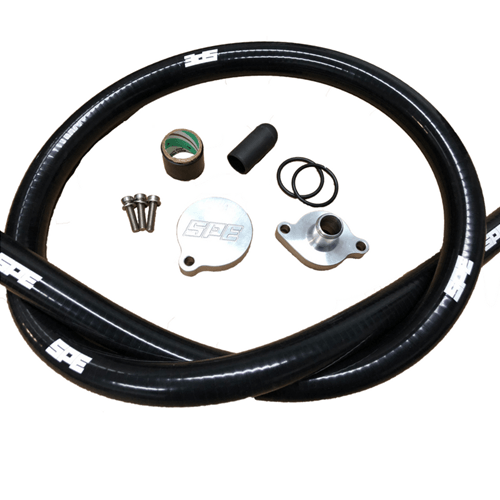 SPE 6.7 Powerstroke CCV Re-Route Kit